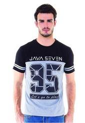 Kaos T Shirt Pria Java Seven DRA 104