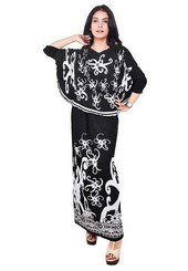 Long Dress Java Seven JRI 675