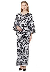 Long Dress Java Seven JRI 677