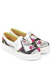 Sepatu Casual Wanita Java Seven BRI 111