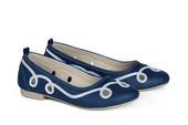 Flat shoes SP 567.01
