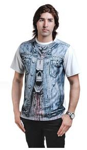 Kaos T shirt Pria SP 127.02