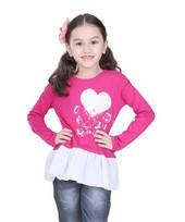Pakaian Anak Perempuan Toddler T 0722