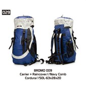 Travel Bags Cordura BROMO 009
