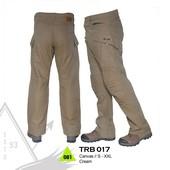 Celana Panjang Pria Trekking TRB 017